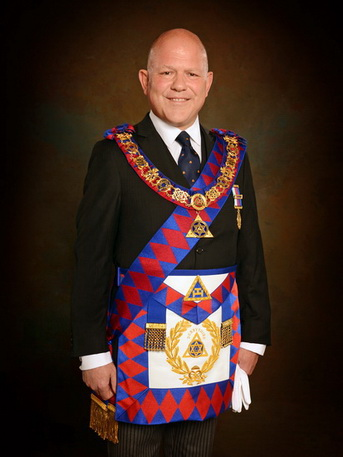 Charles Cunnington Grand Superintendent
