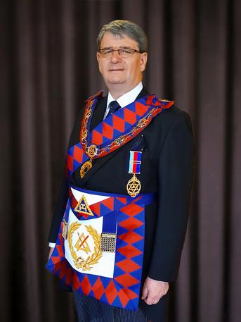 Graeme Hutchinson Dep Grand Superintendent